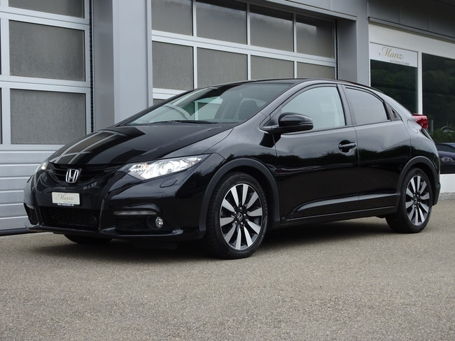 saloon Honda Civic 1.6i-DTEC Lifestyle