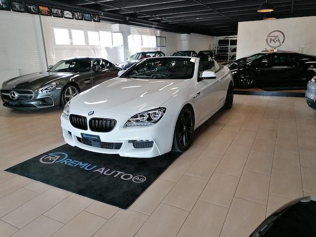 cabriolet BMW 6er 640d Cabrio M- Sport