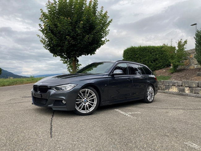 estate BMW 3er 335i xDrive Touring Steptronic - M-Sport