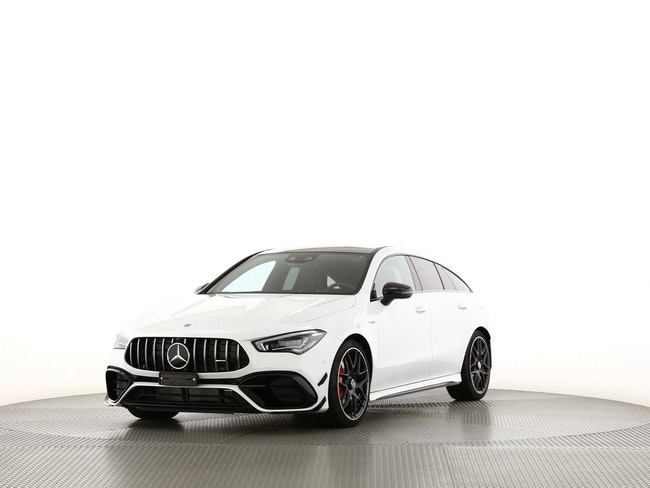 estate Mercedes-Benz CLA-Klasse CLA 45 AMG CLA Shooting Brake 45 S AMG 4Matic+ 8G-DCT