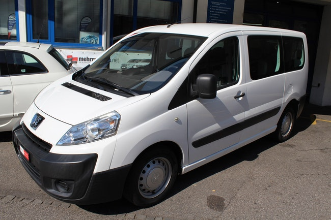 bus Peugeot Expert Tepee 2.0i 16V Confort L1