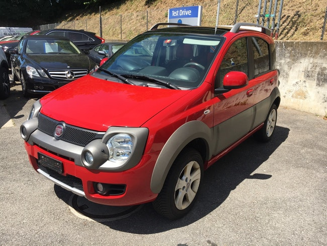 saloon Fiat Panda 1.3 16V JTD Cross 4x4