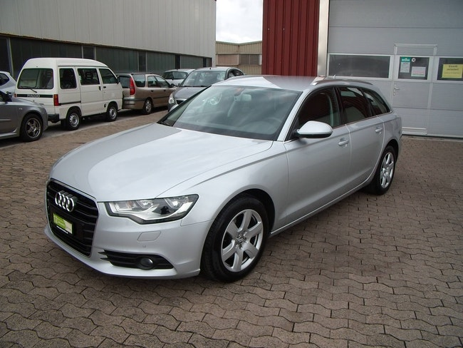estate Audi A6 Avant 2.0 TDI multitronic