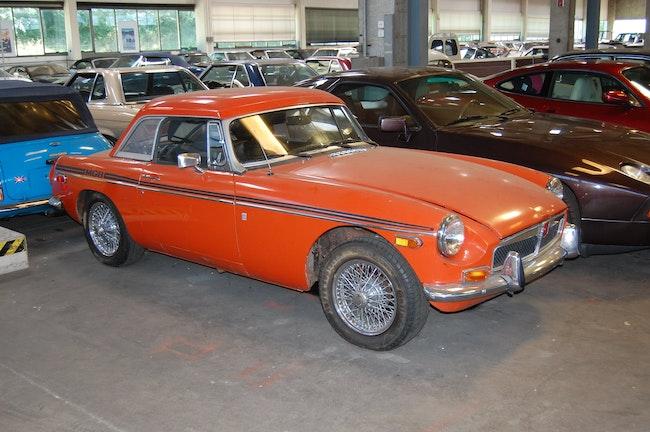 cabriolet MG MGB B Typ X