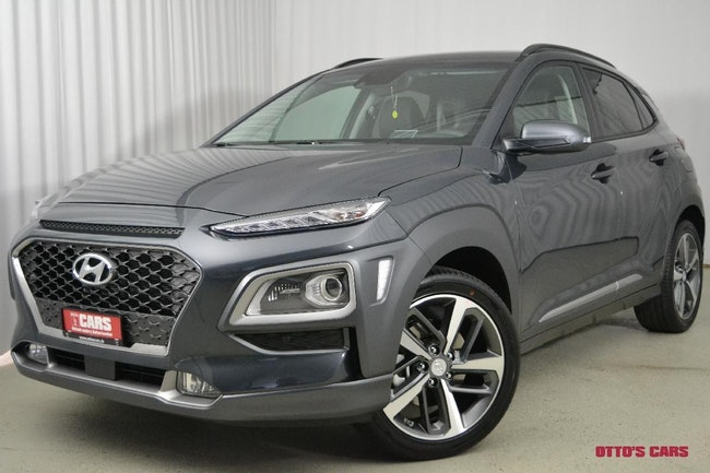 suv Hyundai Kona 1.6 T-GDi PremiumPlus 4WD *Sitzkühlung*Navigation*Spurhalte*Totwinkel* 2020