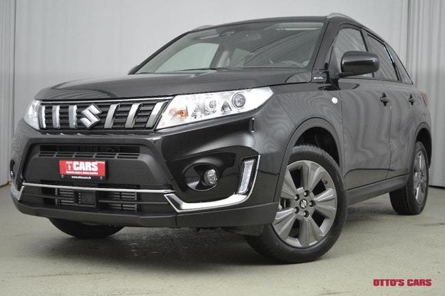 suv Suzuki Vitara 1.4 Boosterjet Compact+ 4x4 *Abstandstempomat*Navigation*DAB+*Spurhalte*Totwinkel* 2020