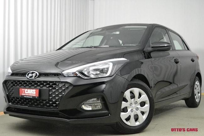 saloon Hyundai i20 1.0 T-GDi Premium *Spurhaltewarnsystem*Rückfahrkamera*Tempomat* 2020
