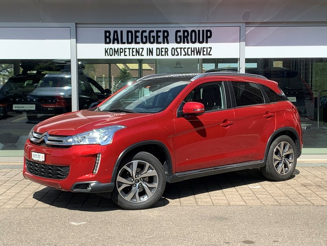 suv Citroën C4 Aircross 1.6 HDi Exclusive 4WD