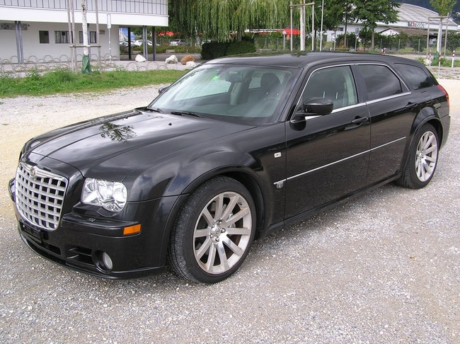 estate Chrysler 300 C Touring 6.1 V8 HEMI STR-8