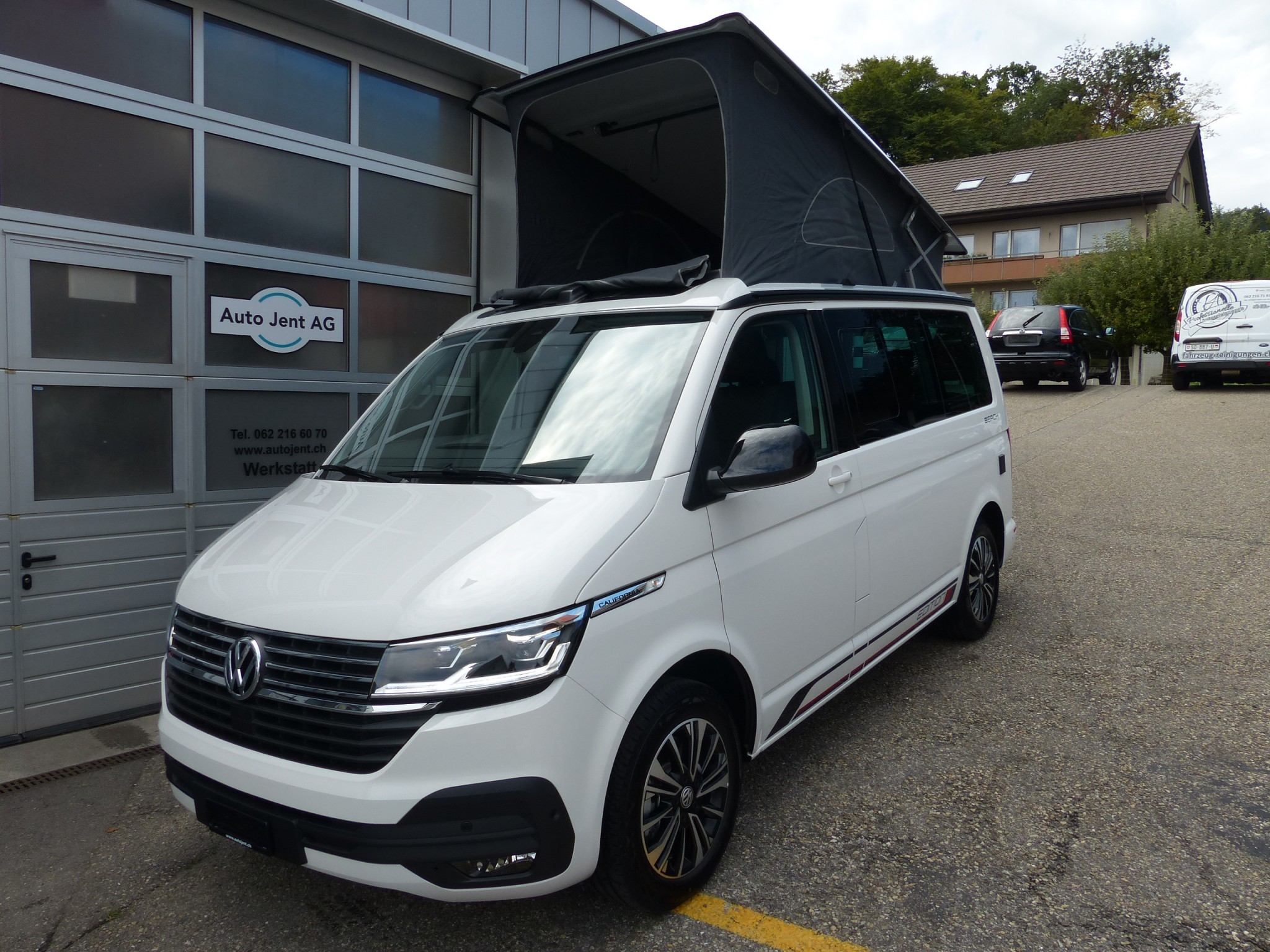 bus VW T6 .1 California 2.0 Bi-TDI Beach Edition Camper 4M DSG