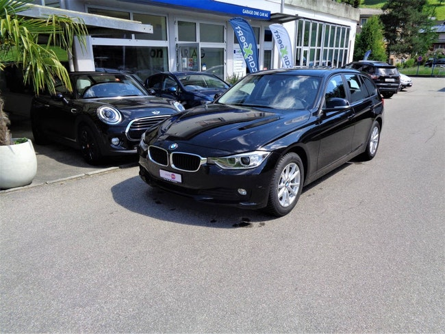 estate BMW 3er 320d Touring xDrive