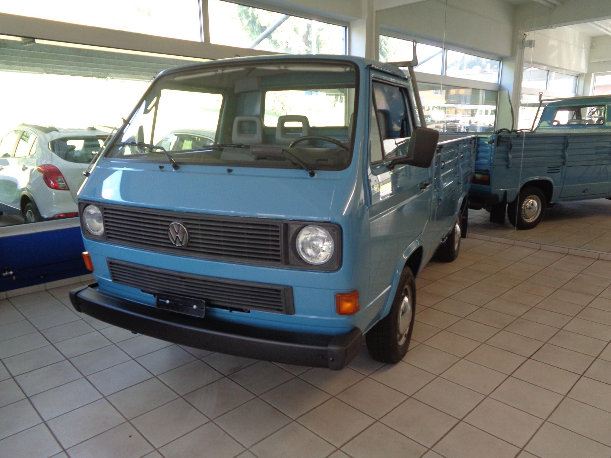 pickup VW Typ 2 T3 2.1