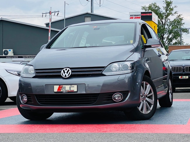saloon VW Golf Plus 1.4 TSI Team DSG