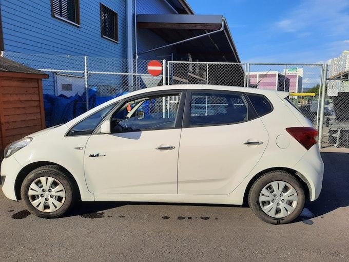 Hyundai ix20 141'000 km 3'500 CHF - buy on carforyou.ch - 1