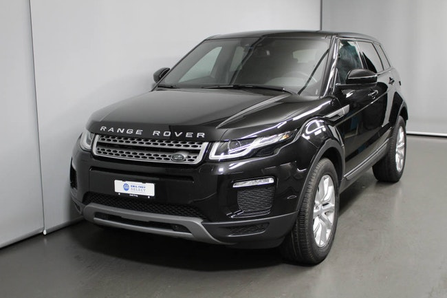suv Land Rover Range Rover Evoque 2.0 TD4 Advantage