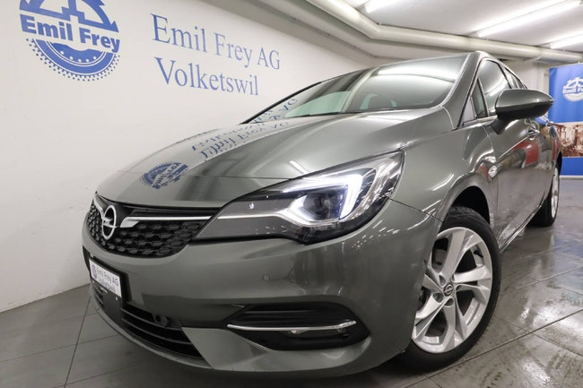 saloon Opel Astra 1.4 T GS Line S/S