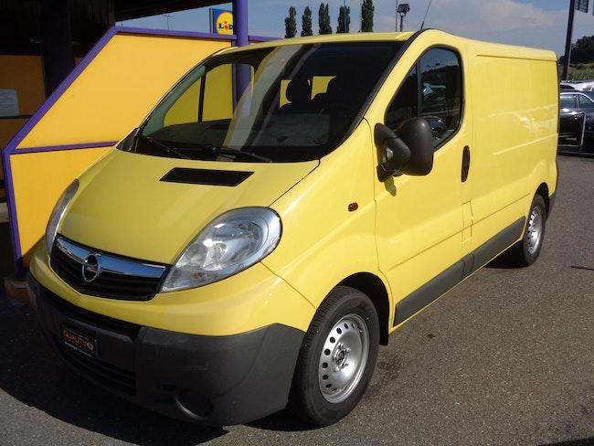 van Opel Vivaro 2.5 CDTI 2.7t L1H1