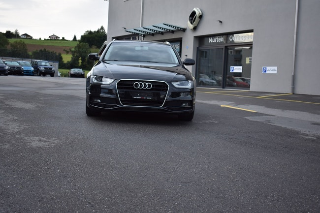 estate Audi A4 Avant 2.0 TDI