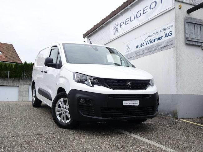 van Peugeot Partner · Kaw Long Grip 130PS 8 St. Aut.