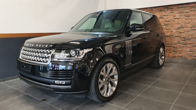suv Land Rover Range Rover 3.0 TDV6 Vogue Automatic