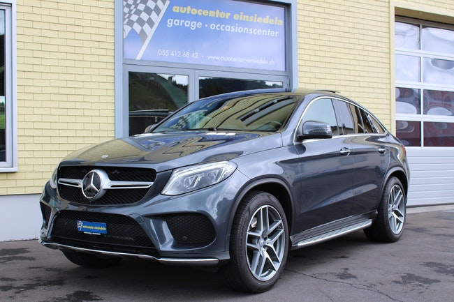 suv Mercedes-Benz GLE-Klasse GLE 400 GLE Coupé 400 4Matic 9G-Tronic