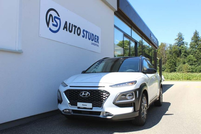 suv Hyundai Kona 1.6 GDi Hybrid Amplia