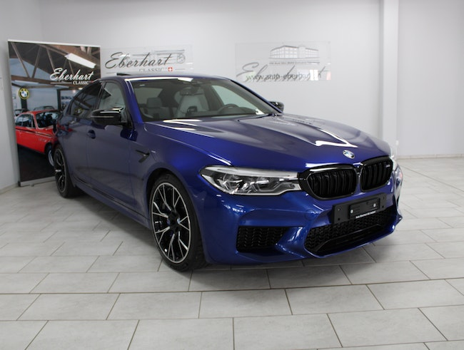 saloon BMW 5er M5 Competition