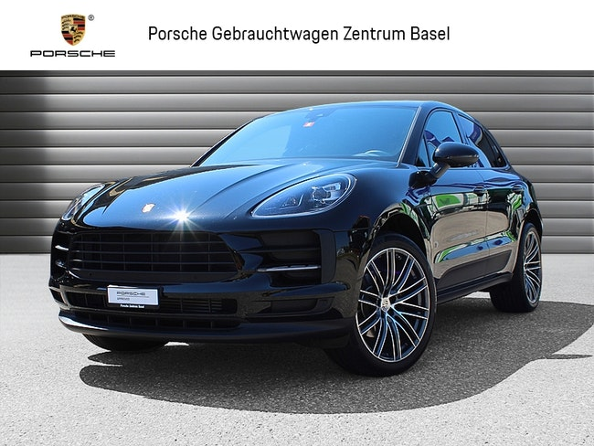 suv Porsche Macan 2.0
