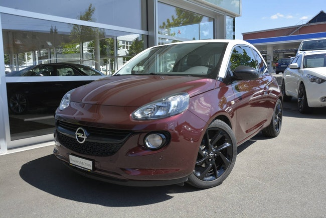 saloon Opel Adam 1.4i eFLEX Slam