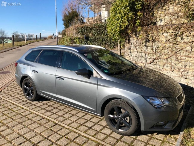 estate SEAT Leon ST 1.4 TGI Reference