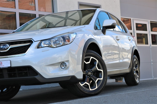 suv Subaru XV 2.0 Swiss Two AWD CVT