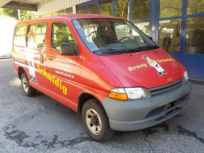 bus Toyota Hiace HI-ACE Hiace 2.7 Kombi 4x4