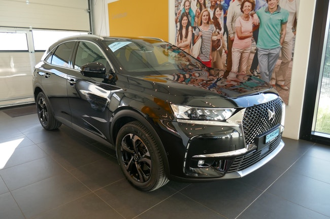 suv DS Automobiles DS7 DS 7 Crossback 1.6 THP BE Chic Automatic
