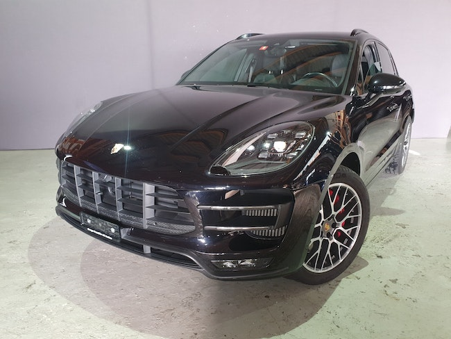 suv Porsche Macan Turbo Performance PDK