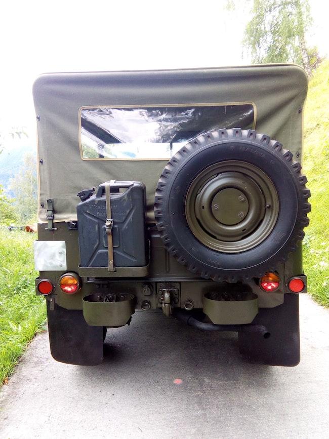 suv Jeep CJ-7 Willys Overland CJ5 M38 A1