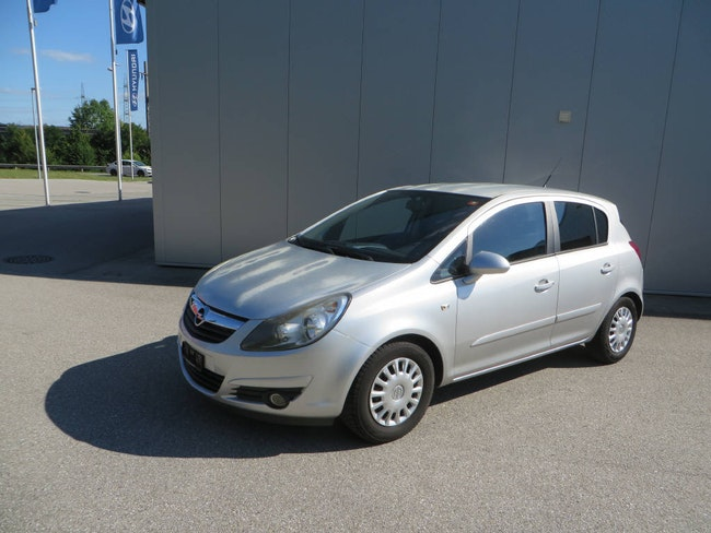 saloon Opel Corsa 1.4i 16V TP Sport