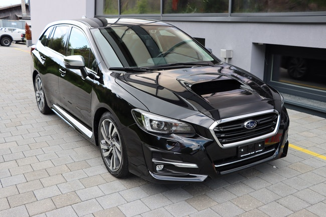 estate Subaru Levorg 1.6DIT Swiss S AWD Lineartronic