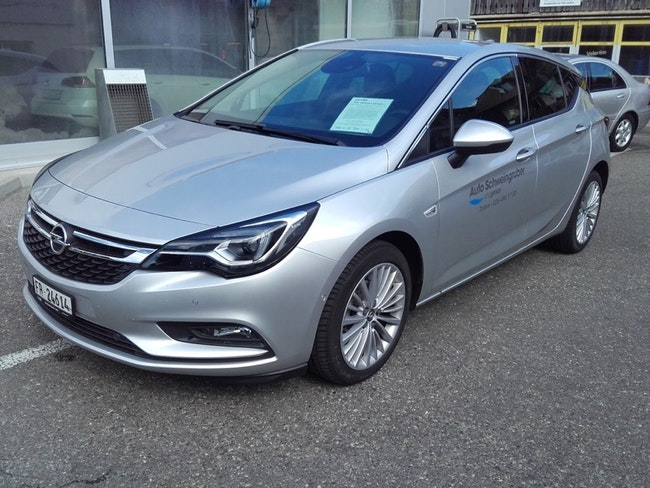 saloon Opel Astra 1.4 T 150 eTEC Excellence S/S