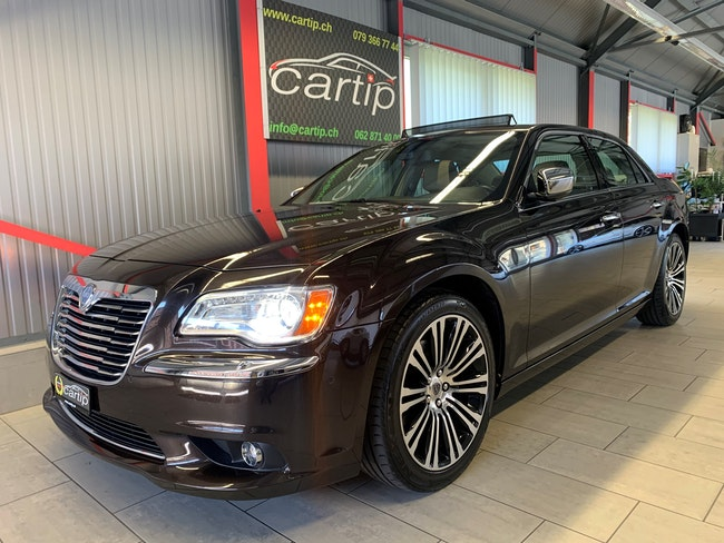 saloon Lancia Thema 3.6 Executive 8-Stufen-Automat sequentiell