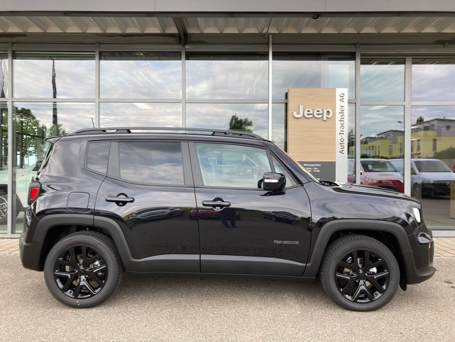 suv Jeep Renegade 1.0 Turbo Night Eagle