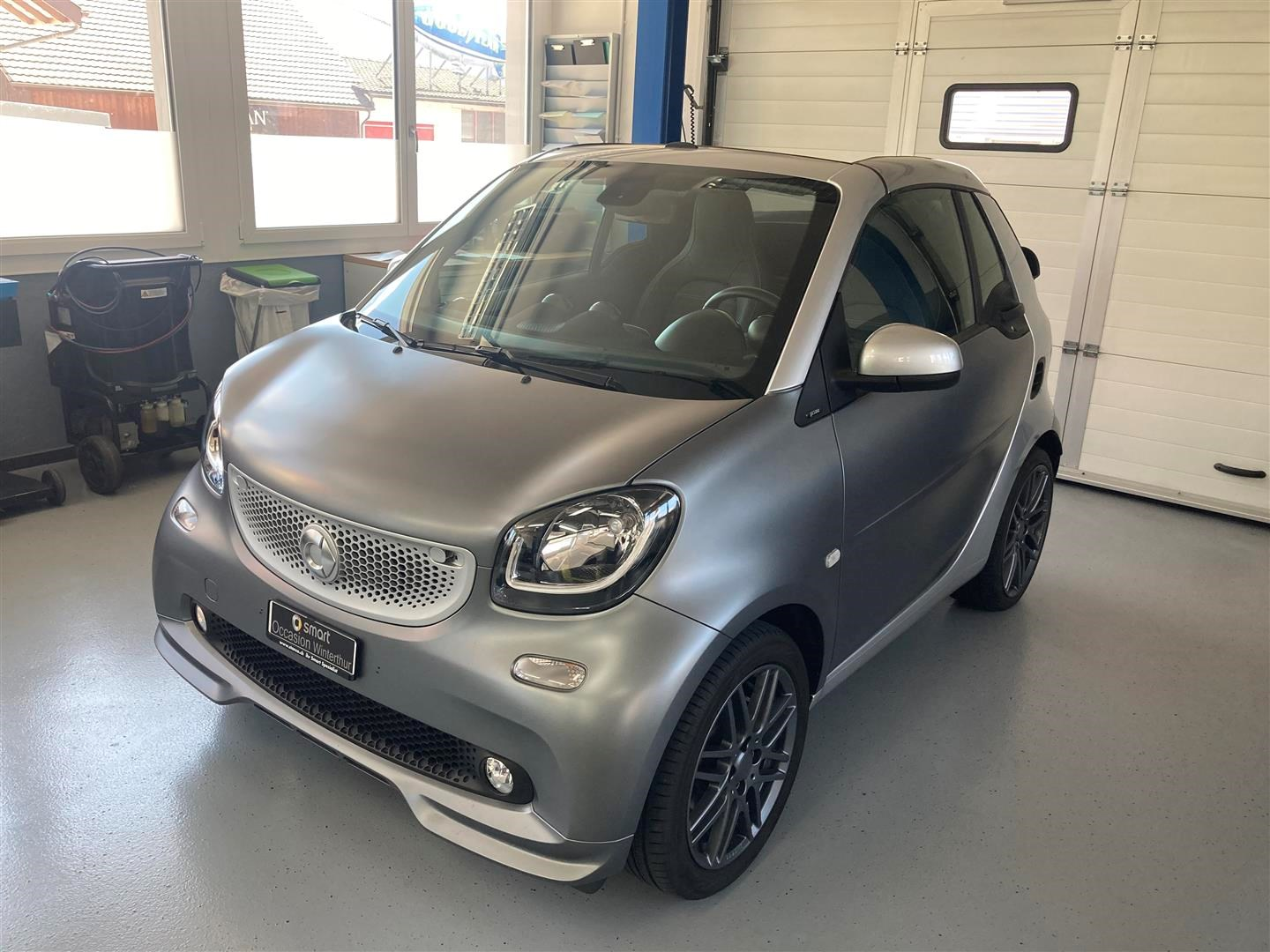 cabriolet Smart Fortwo Brabus Edition