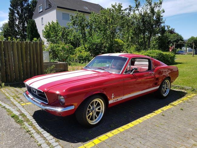 Ford Mustang Fastback GT390 1967 Veteranenfahrzeug 110'000 km CHF119'390 - buy on carforyou.ch - 1
