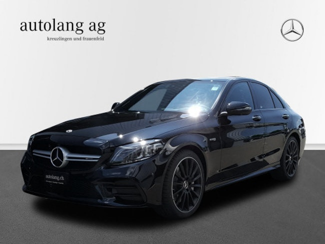 saloon Mercedes-Benz C-Klasse C 43 AMG 4Matic
