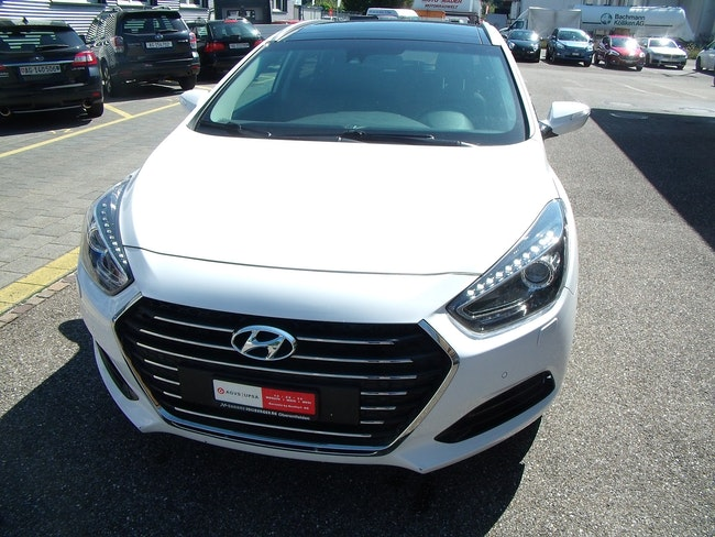 estate Hyundai i40 Wagon 1.7 CRDI Automatic