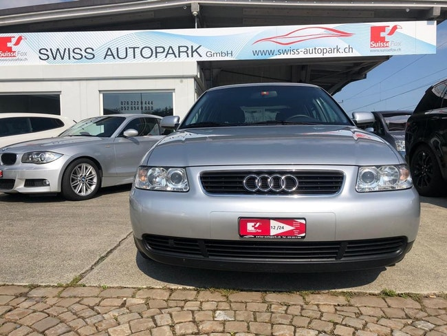 saloon Audi A3 1.8 Ambiente