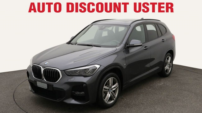 suv BMW X1 xDrive 20i M Sport Steptronic