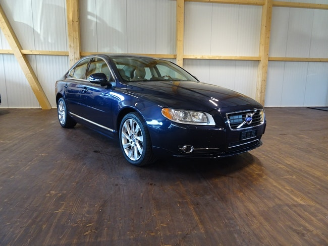 saloon Volvo S80 T6 AWD Executive Geartronic