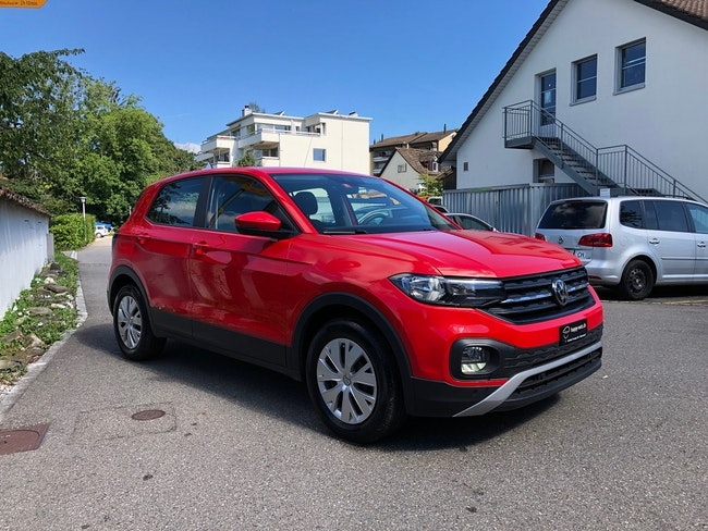 suv VW T-Cross 1.0 TSI