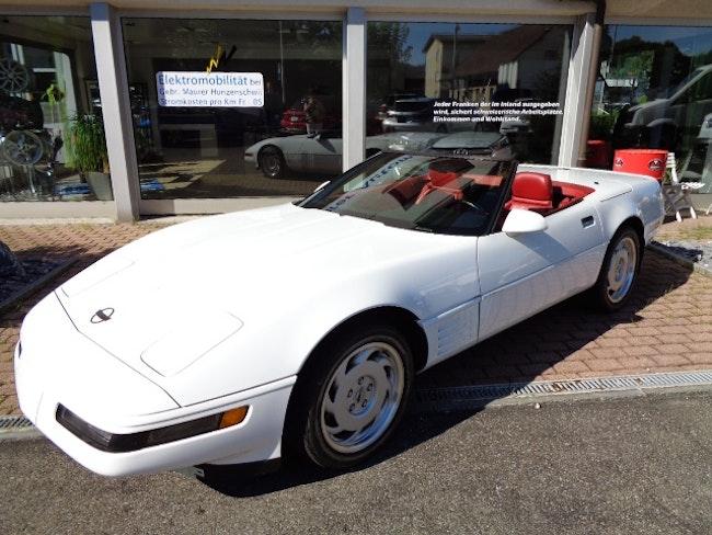 sportscar Chevrolet Corvette Cabriolet 5.7