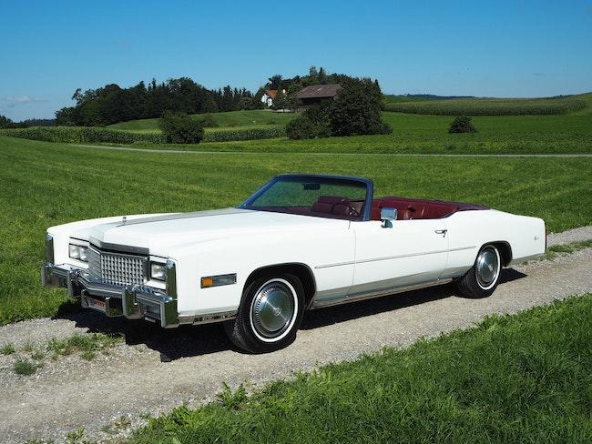 cabriolet Cadillac Eldorado 8.2 V8 Cabriolet
